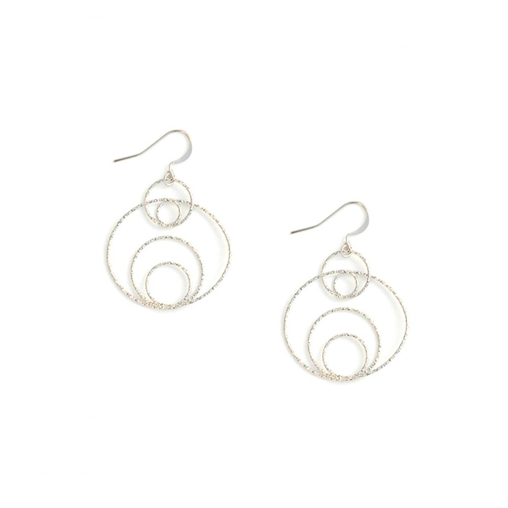 platin-circles-ohrringe