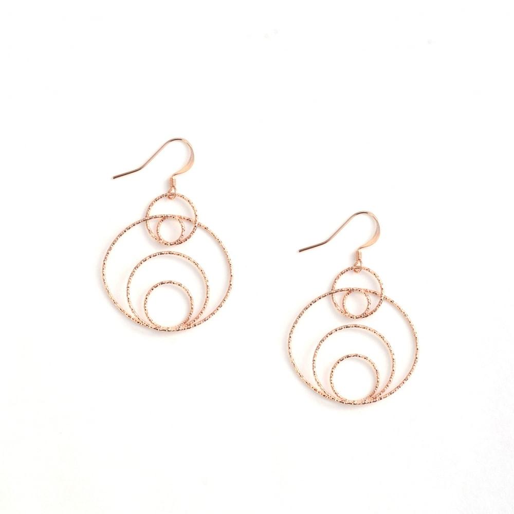 rose-circles-ohrringe